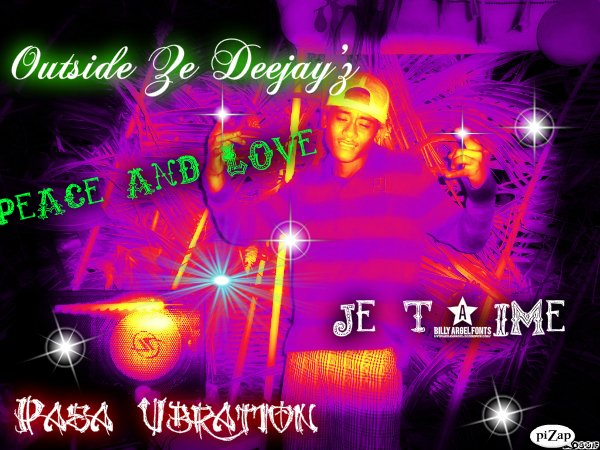 &quot;PAEA VIBRATION&quot; / Afunika ft baska Rmx(By outside'deejay) (2012)
